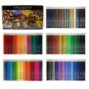 160 Colours Wood Coloured Pencils Set Artist Painting Oil Based Pencil For School Drawing Sketching Art Supplies