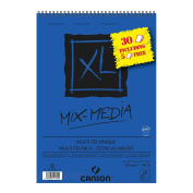 Canson XL Mix Media Drawing Paper A3 29,7x42 cm Album 30 sheets 300 g White