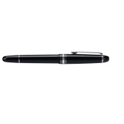 Nacpy Jinhao 159 Fountain Pen Thick Gifts Pen Decorations Office Stationery Excellent for Writing Decorations Gifts Practise Calligraphy Black
