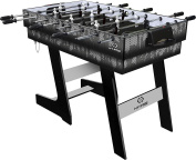 Hy-Pro 4 in 1 Folding Games Table Pool, Football, Table Tennis, Hockey, Kids Toy