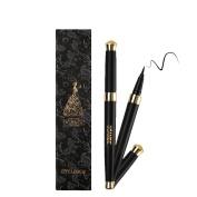 UPXIANG Waterproof Sweatproof Long-lasting Liquid Eyeliner Pen - Black