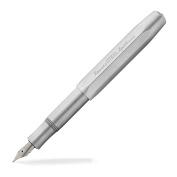 Kaweco Sport Steel Fountain Pen, stainless steel, M