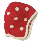 Pigeon Organics for kids Hat – Red – 12 – 18 Months