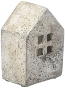 Abbott Collection Small Wide House Candle Holder