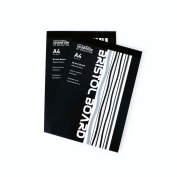 Bristol Board Pad 240 gsm 20 Sheets A4 Ideal for Technical Illustration