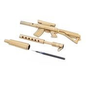 Cute Cool Novelty Sniper Rifle Gun Shape netural Pen Office School Supplies Students Children Gift