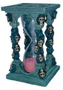 Hourglass with Skulls)