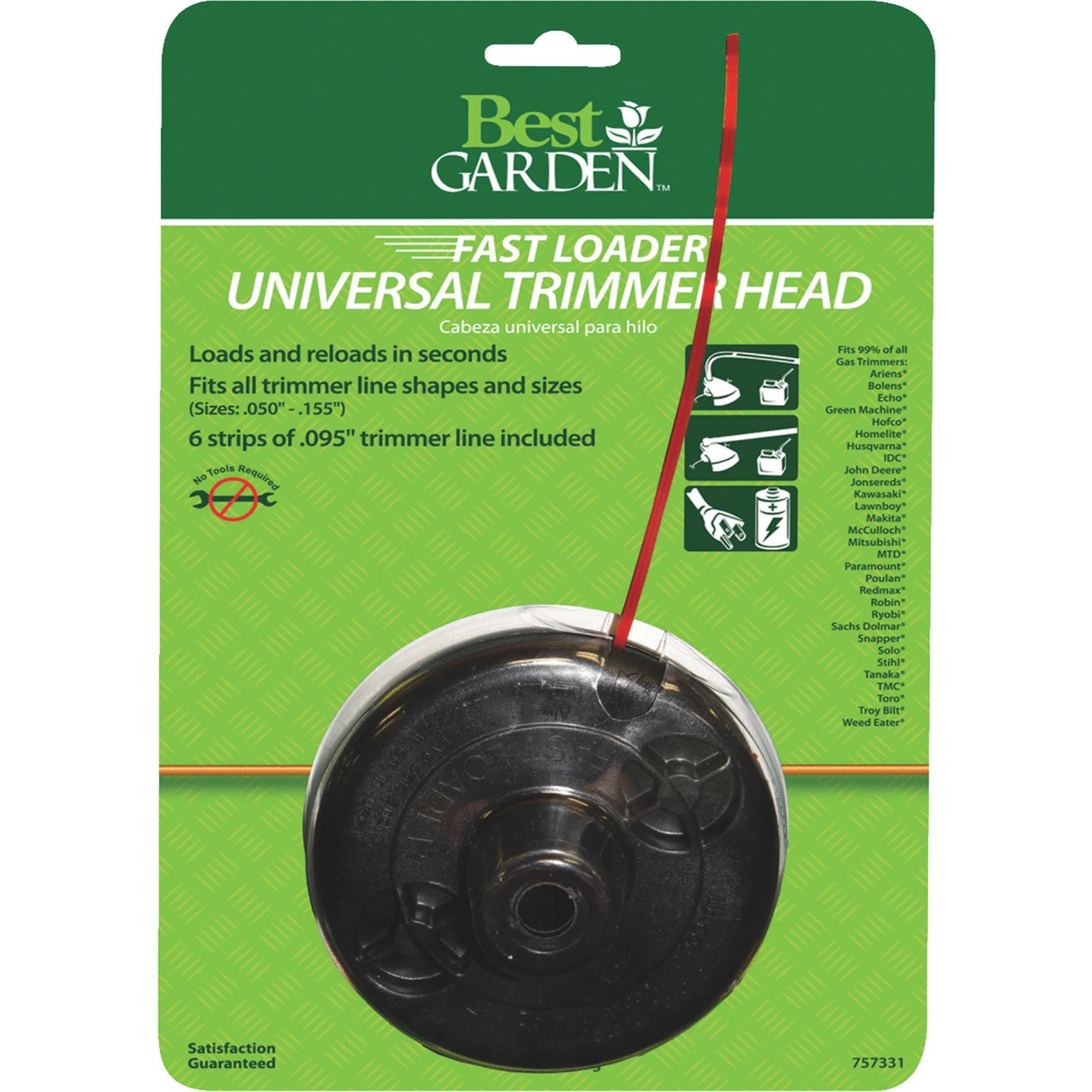 Best Garden Fast Loader Fixed Feed Universal Shaft