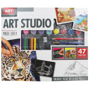 Art Studio Made Easy Set