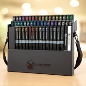 Professional Quality Chameleon Colour Tones 52 Pen Set Including Toner & Detail Pen + Tweezers