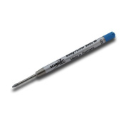 Pack of 5 refills easyFLOW blue ink for rollerballs Germany