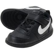 Nike Nike Court borough Low (TDV) – Sneakers, Child, Black –