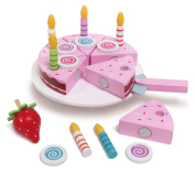 Carter's Wooden Cake Set Plush Toy Figure