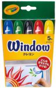 Sun-Star Stationery Kureora Kureora window crayons 8809765A