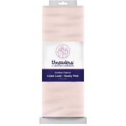 Crafter's Companion Threaders One Metre Fabric Bolt Pack - Dusky Pink