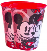 NEW Classic Mickey & Minnie Drinking Cup Set Reusable & Party Favour Cups Favourite Pack of 2