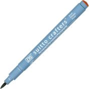 ZIG Suitto Crafters Marker Pen Brush Tip - Brown
