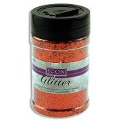 Premier Stationery Icon 110 g Glitter - Red