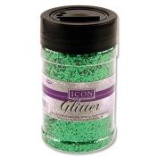 Premier Stationery Icon 110 g Glitter - Green