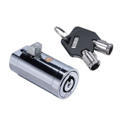High Security Vending Machine Lock with Tubular Keyway Pepsi Coke Snack Vending Machine Lock & Keys Brand New
