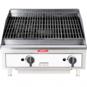 Toastmaster TMRC24 Radiant Natural Gas 60cm Charbroiler