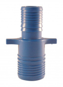 Apollo ABTC1114 Blue Twisters Irrigation Insert Coupling, Polypropylene, Blue