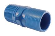 Apollo ABTC112 Blue Twisters Irrigation Insert Coupling, Polypropylene, Blue, 2.5cm - 1.3cm