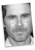SAM TRAMMELL - ACEO Sketch Card (Signed by the Artist) #js001