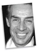 JERRY ORBACH - ACEO Sketch Card (Signed by the Artist) #js004