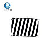 OBO Hands Credit Card Holder - RFID Blocking Protector - For Men & Women -Stylish Travel Wallet as Gift - Protection for Your Bank and ID cards Against RFID Scanners