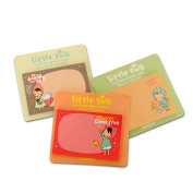 QHGstore Memo Pad Sticky Notes Label Paper Stickers Notepad Cute Stationery