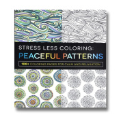 Stress Less Colouring - Peaceful Patterns