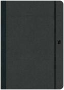 Flexbook Blank Notebook 5X8.25-Black