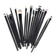 18 pcs Makeup Brush Set tools Mingfa.y Make-up Toiletry Kit Wool Cosmetic Brushes
