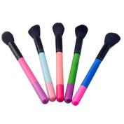 5 pcs/Sets Makeup Brush Mingfa.y Eye Shadow Eyebrow Lip Makeup Brushes Tool