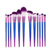 New 12PCS Make Up Brush Mingfa.y Eyebrow Eyeliner Blush Cosmetic Brushes