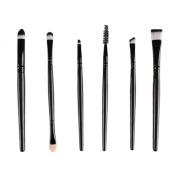 New 6PCS Makeup Brush Set Mingfa.y Lip Eyeshadow Blending Cosmetic Brushes