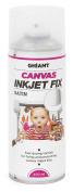 Ghiant 400 ml Canvas Ink Jet Fix Can, Satin/Transparent