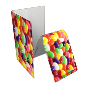 Stray Decor (Jelly Beans) Oyster Card Holder & Passport Cover Combo