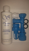 BLUE MAGIC WATERBED FILL and DRAIN KIT with Lg. (240ml) WATERBED CONDITIONER
