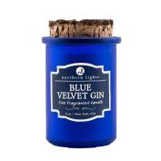Northern Lights Candles Spirit Jar Candle, 150ml, Blue Velvet Gin