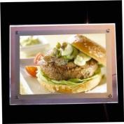 Gowe LED menu light boxes for Restaurant Frame size:600mmx900mm 5 Pcs