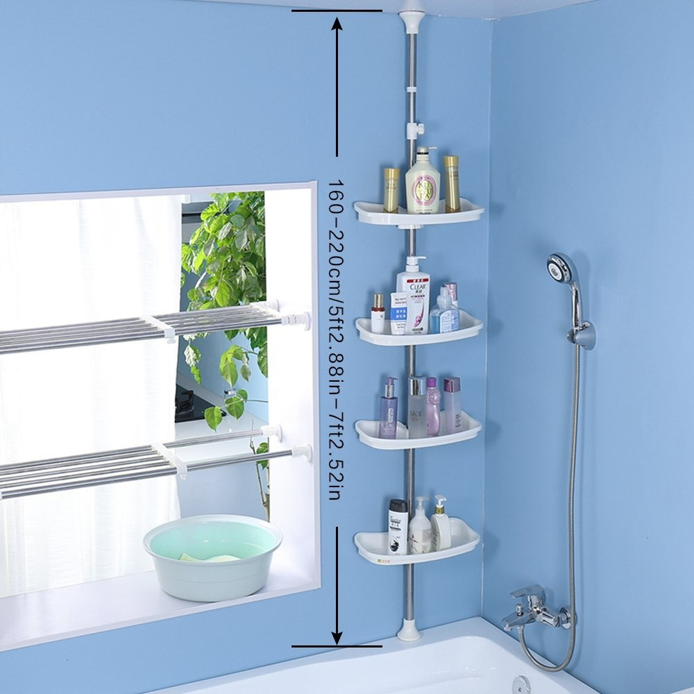 Telescopic Shower Caddy Homeware: Buy Online from Fishpond.com.au