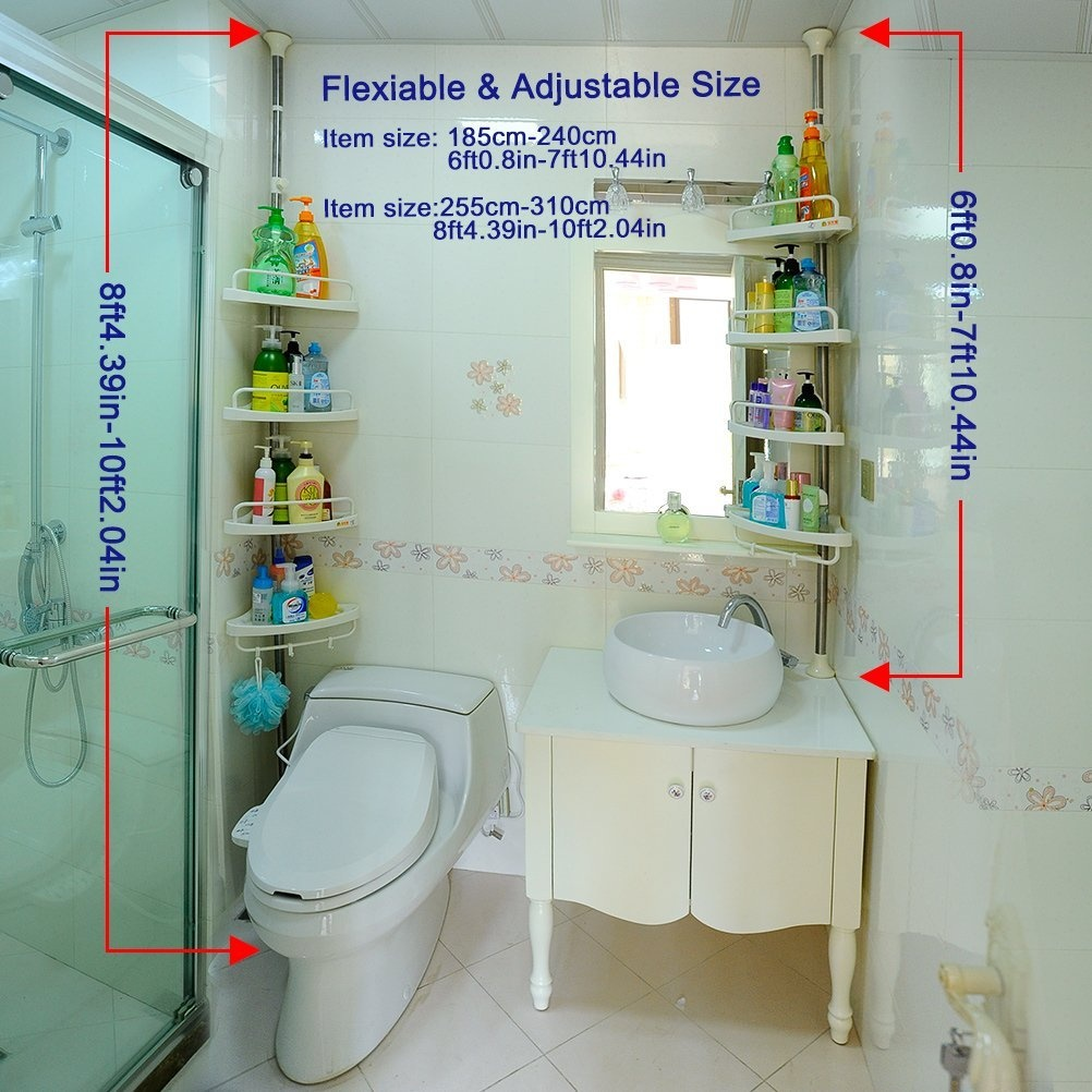 Telescopic Shower Caddy Homeware: Buy Online from Fishpond.com.au
