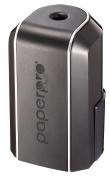 PaperPro - BPS3V-EU - PencilPro Personal Battery Pencil Sharpener, Black