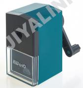 KW-triO Manual Desk Top Pencil Sharpener For 7.0-8.0mm Dia Pencil Includes Desk Clamp