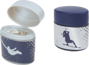 Baier Schneider Sharpener Sport & Red Bull, small and large, 50 x 50 x 25 MM Assorted Colours in 2 Party hat's motif