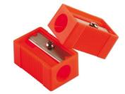 Milan 20120260 display 60 Rectangular Pencil Sharpener