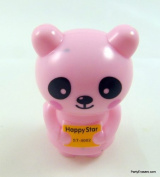 Pink Panda Animal Shape Sharpener