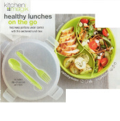 Kitchen Magik Portioned Lunch Box by Avon